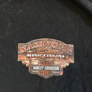 Harley Davidson dealer T-shirt